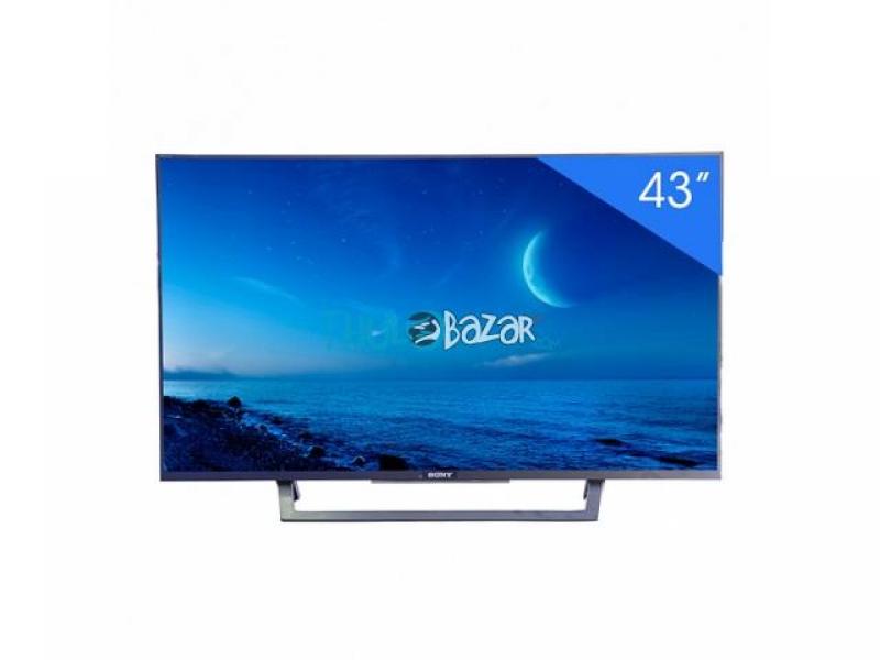 Sony Kd-43x7500e Led 4k Ultra Hd High Dynamic Range (hdr) | Smart Tv ...