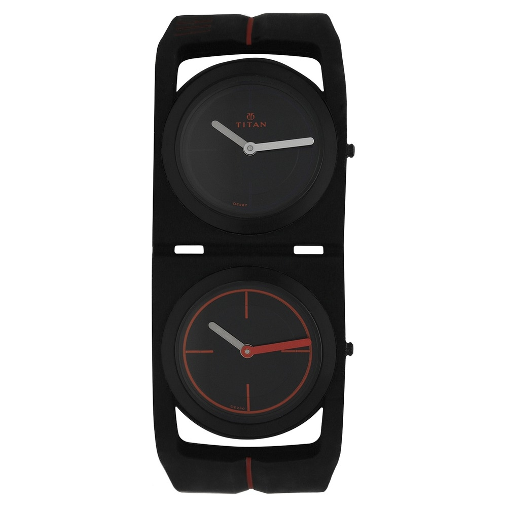 thin titan steel watches edge slim watch product leather directlux ultra tone rectangle series