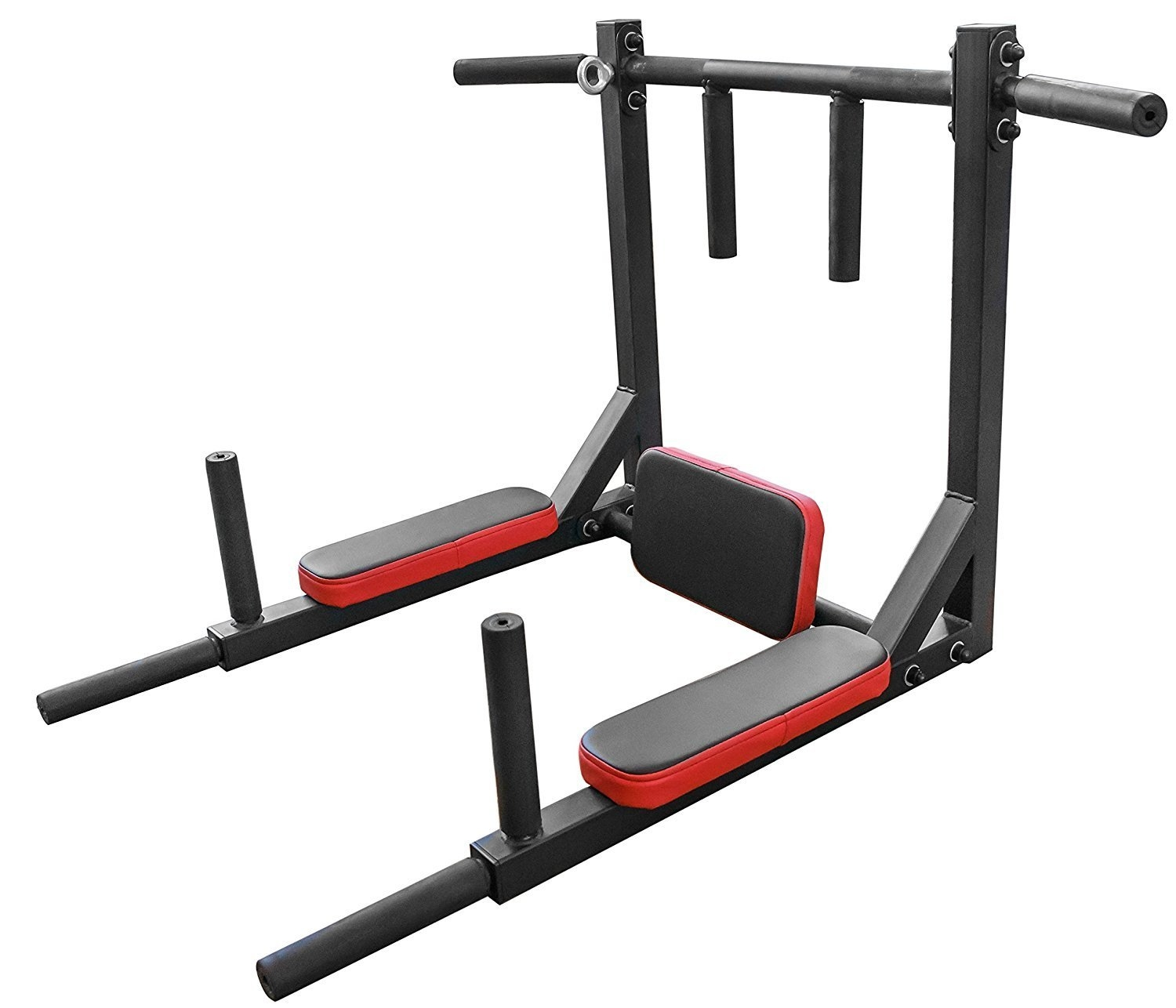 Pull Up Bar, Dips Bar, Push Up Bar Wall Removable Model | Elala