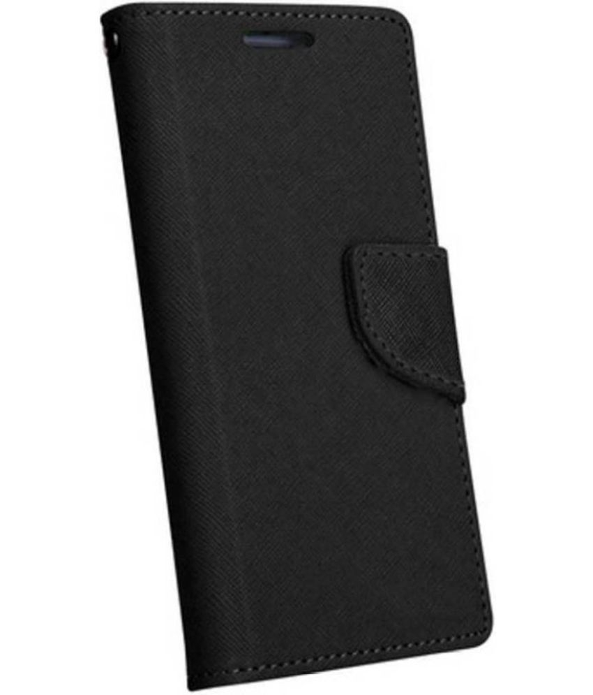 info for ca9bd 5751c Coolpad Note 5 Flip Cover By Om - Black | Elala