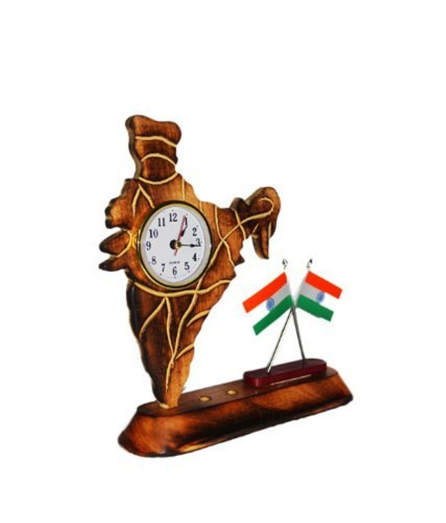 desi karigar indian watch india car home decor gift wooden table desi karigar indian watch india car home decor gift wooden table christmas desk office wood