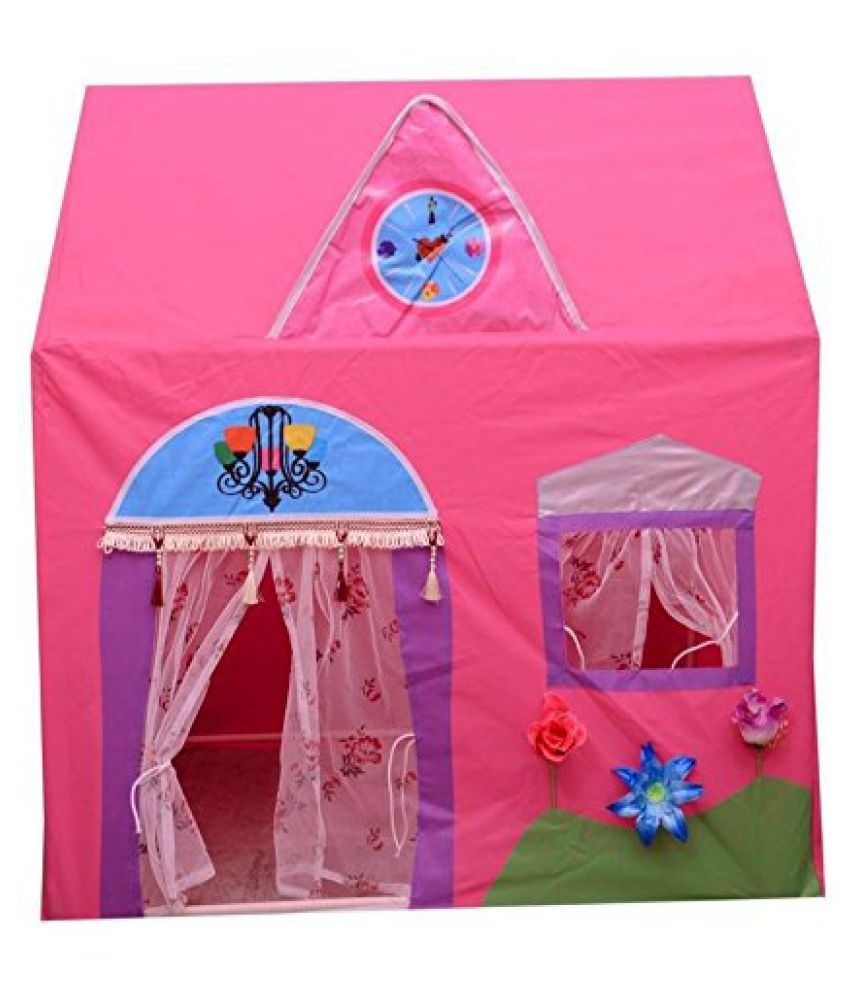 Latest Jumbo Size Queen Palace Tent House For Kids  sc 1 st  Elala & Barbie Tent House | Elala