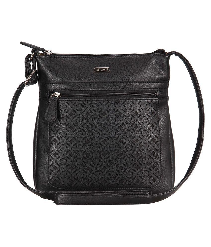 Lavie Black P.u. Sling Bag  89c182f12c55e