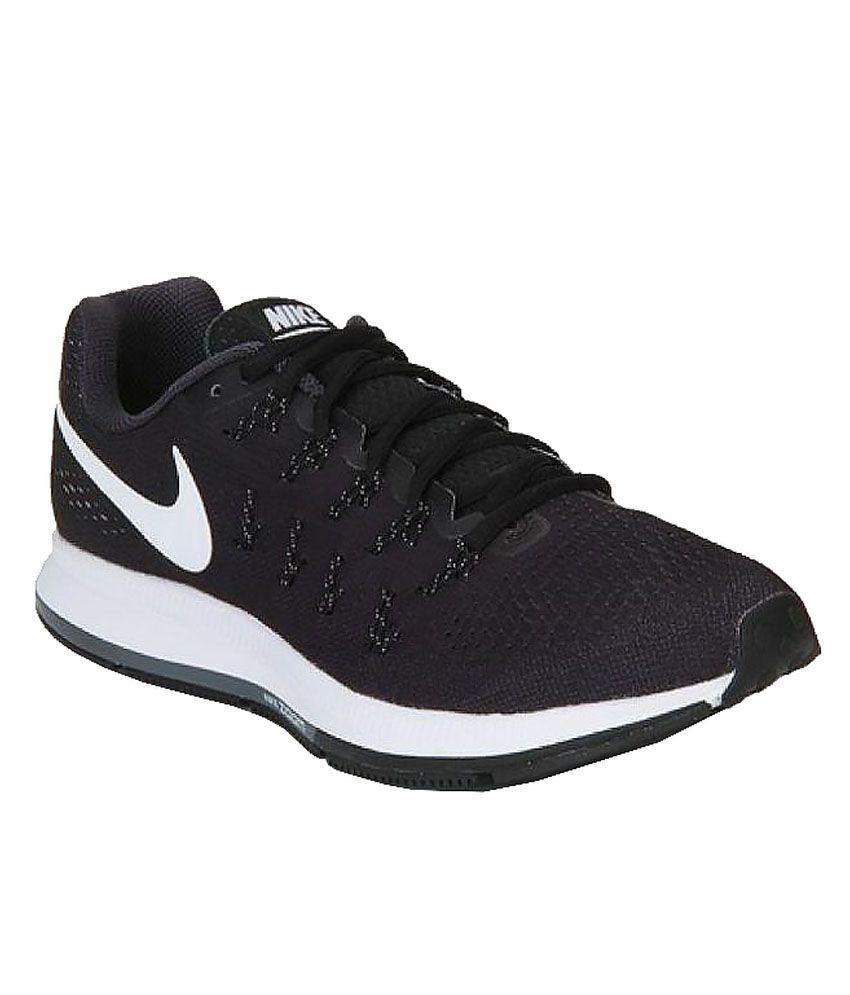 35b5eac83558 ... inexpensive nike air zoom 33 pegasus nike air zoom pegasus 33 black  training shoes e516e 0543e