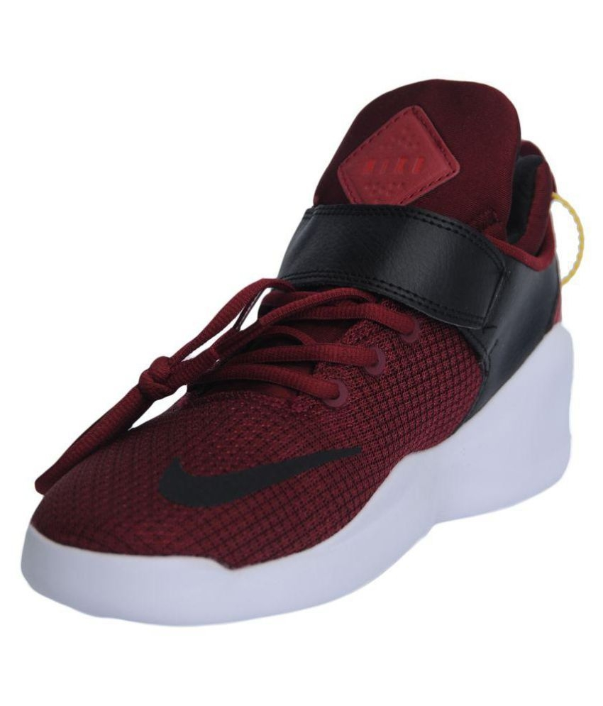 wholesale dealer 01f56 b3c71 Nike Kwazi Sneaker Shoes Maroon Basketball Shoes