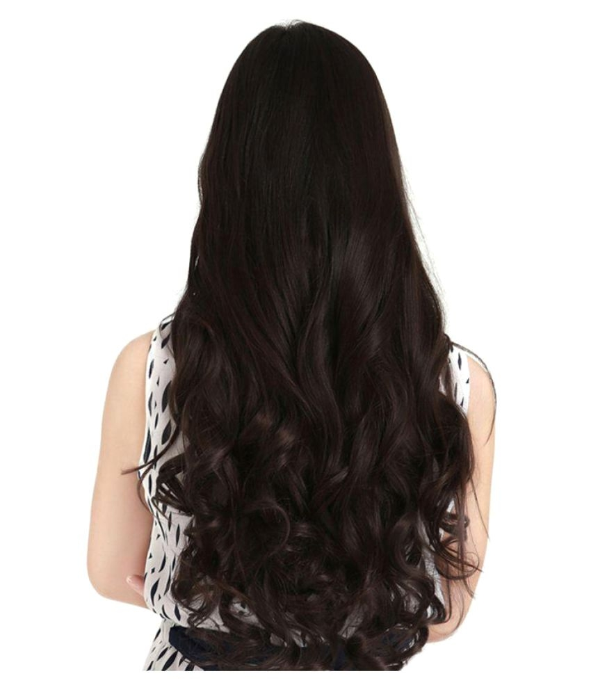 Brown Party Hair Extension Hair Accessories Elala