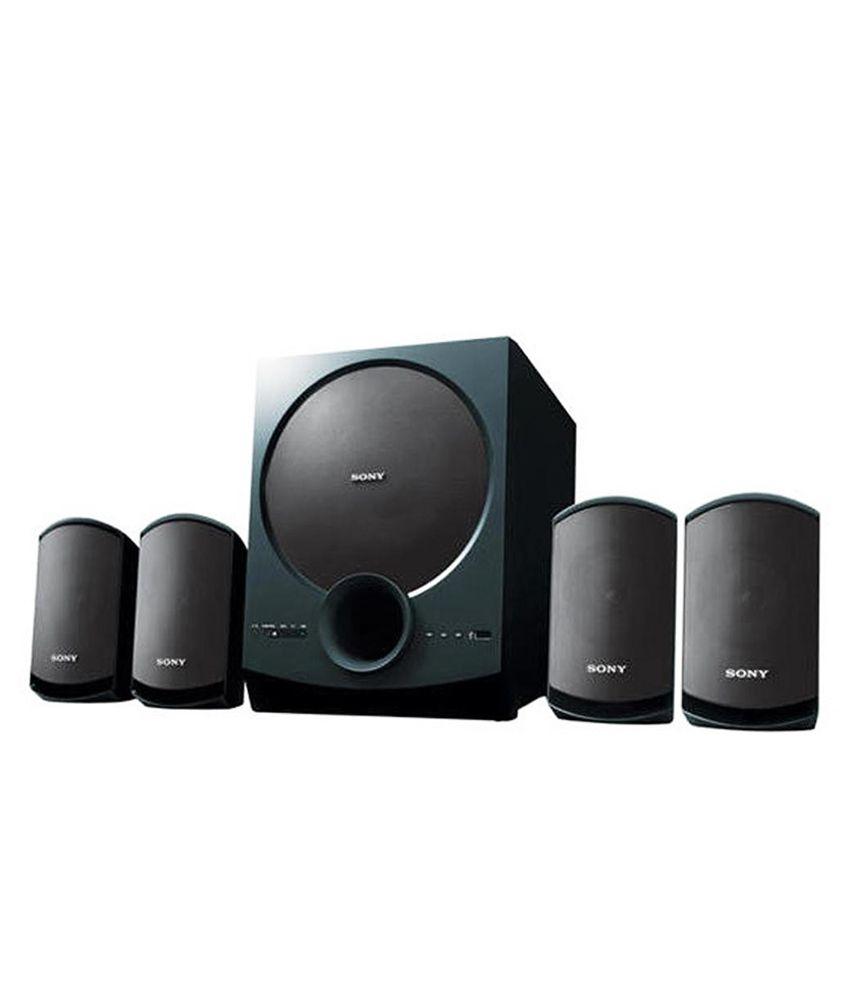 Sony Sa-d10 4.1 Speaker System Elala