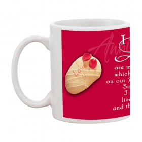 I Love You On Annivesary Gift Coffee Mug