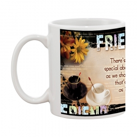 Friend For Friendship Gift Coffee Mug