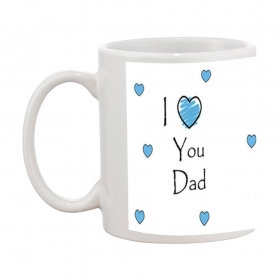 I Love You Dad Gift Coffee Mug