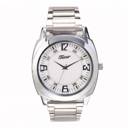 Tueor Silver Wrist Watches For Men 02