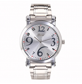 Tueor Silver Wrist Watches For Men 03