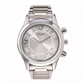 Tueor Silver Wrist Watches For Men 06