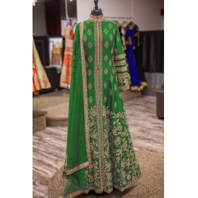 Designed Salwar For Special Occasion