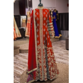 Designed Salwar For Special Occasion