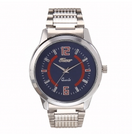 Tueor Silver Wrist Watches For Men 07