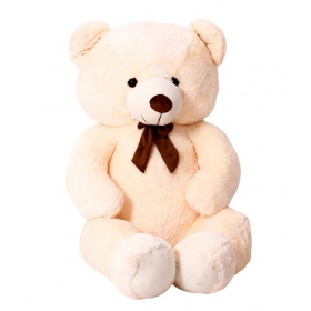 Dimpy Stuff Teddy Bear - 5 Feet (cream)