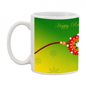 Happy Raksha Bandhan D-2 Gift Coffee Mug