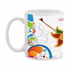 Happy Raksha Bandhan D-6 Gift Coffee Mug
