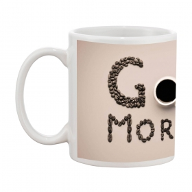 Good Morning Gift Coffee Mug