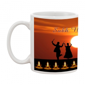 Subh Navratri! Gift Coffee Mug