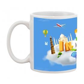 India Gift Coffee Mug