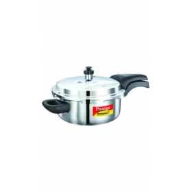 Prestige Deluxe Alpha 3 Ltr Induction Bottom Pressure Cooker
