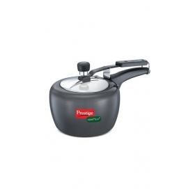 Prestige Apple Duo Plus Hard Anodized Pressure Cooker - 3 Ltr - 20425