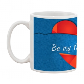Be My Valentine Gift Coffee Mug