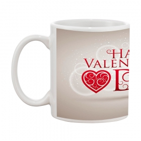 Happy Valentine's Day D-8 Gift Coffee Mug