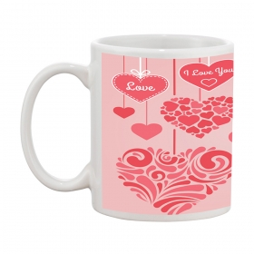 Happy Valentine's Day D-9 Gift Coffee Mug