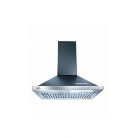Prestige Contemporary Black B Series 1000 M3/hr Baffle Filter Chimney