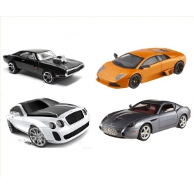 Hot Wheels (4 Pack) Design May Vary