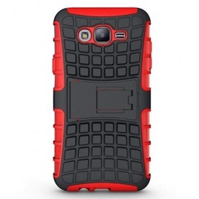Samsung Galaxy On7 Cover Red