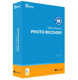 Stellar Phoenix Photo Recovery Windows - Lifetime License