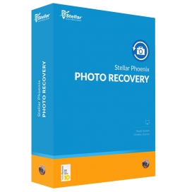 Stellar Phoenix Photo Recovery (mac) - Lifetime License