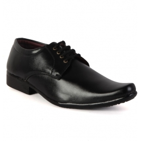 Formals Lace Up Shoes  (black)