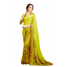 D No 1002 Just - Just Art Series - Office / Daily Wear Saree