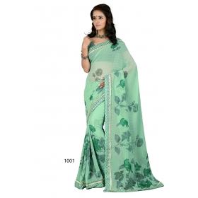 D No 1001 Tan - Tansen Series - Office / Daily Wear Saree