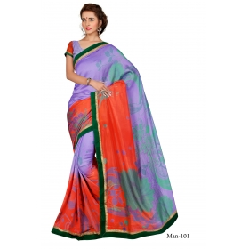 D No 101 Man - Mantra Series - Office / Daily Wear Saree