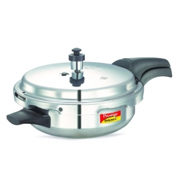 Prestige Deluxe Plus Induction Base Aluminium Pressure Junior Pan