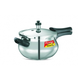 Prestige Deluxe Plus Induction Based Aluminium Pressure Handis : 2 Litre