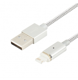 Usb Iphone Metal Data Cable
