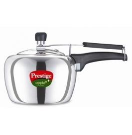 Prestige Apple Plus Aluminium Induction Based Pressure Cooker 2 L
