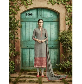 Latest Exclusive Fancy Function Wear Georgette Karachi Work With Embroidery
