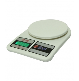 Electronic Digital Kitchen Scale Sf-400 Up To 7kg