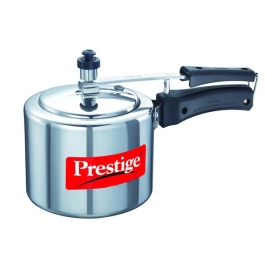 Prestige Nakshatra Plus Aluminium Induction Base Pressure Cooker : 3 Litre