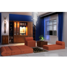 Sleepwell Sofa N Bed Single