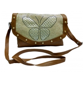 Ladies Handbag Brown Colour