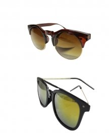 Combo Of 2 Wayfarer Sunglasses